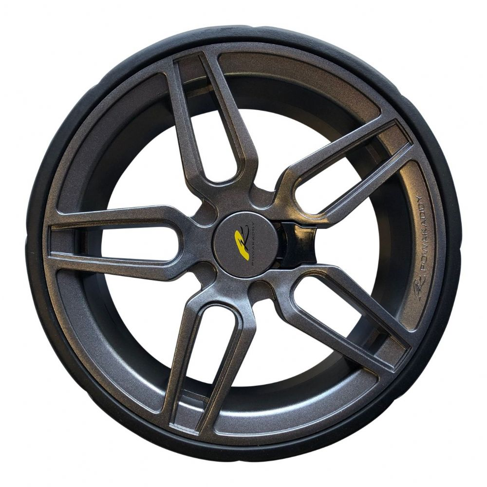 Powakaddy FW7s FW5s C2i Rear Wheel (GunMetal)